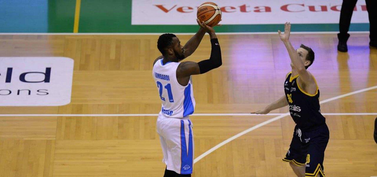 Lombardi Treviso basket tiro facebook 2018