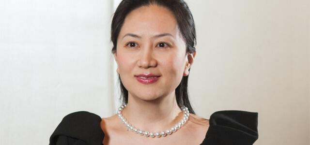 Meng Wanzhou, figlia del boss Huawei