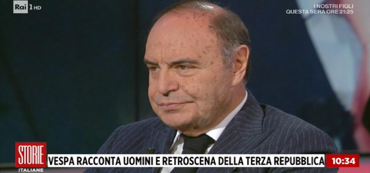 bruno vespa 2018 storie italiane
