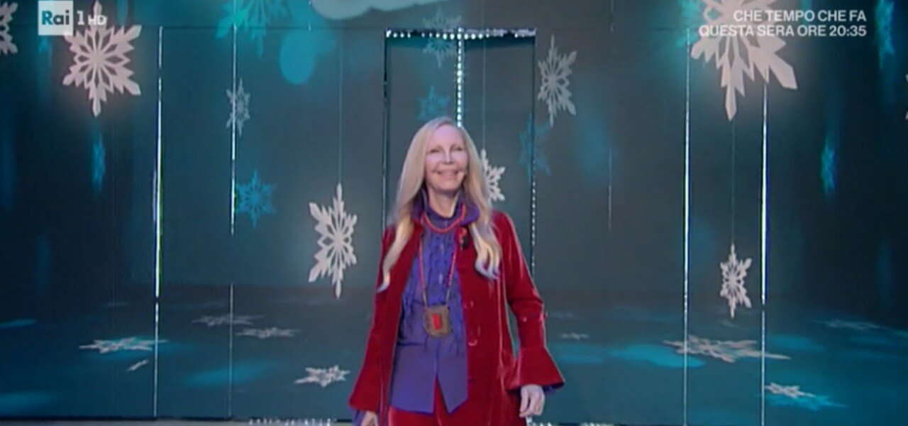 patty pravo domenica in 2018