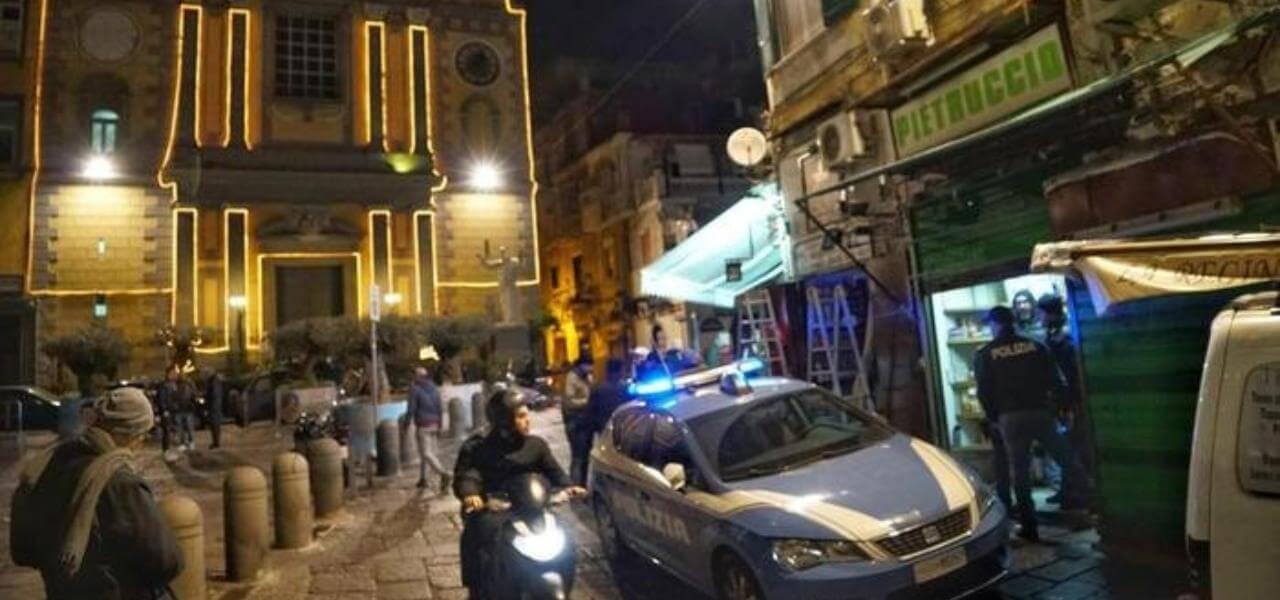 Salumiere morto a Napoli
