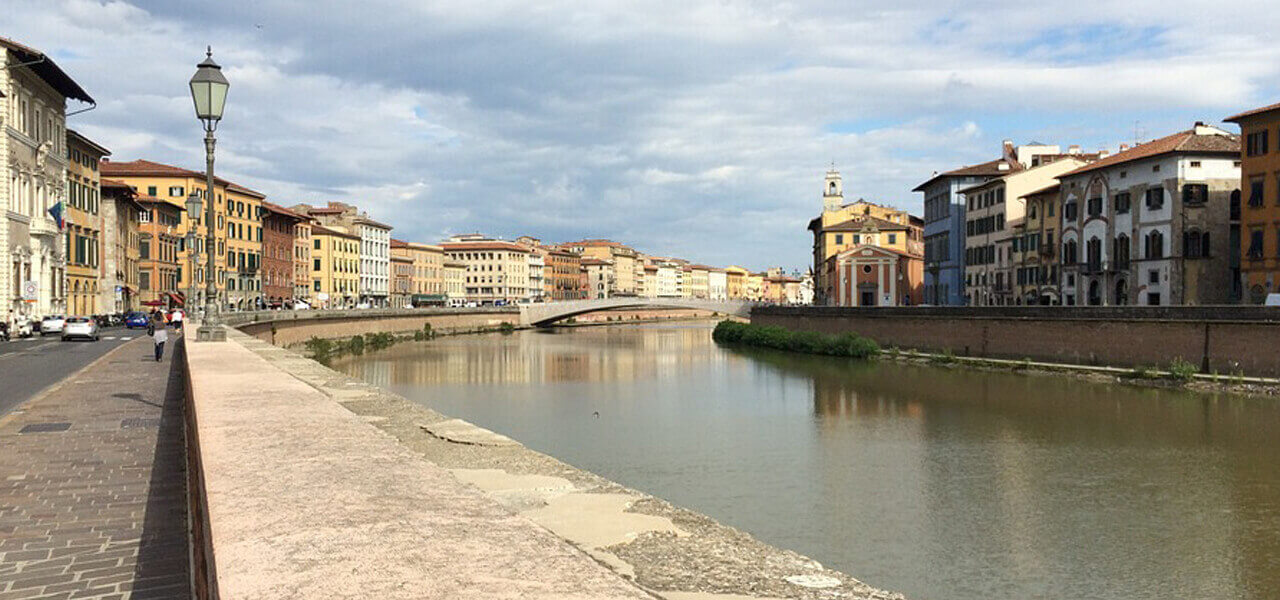 Davide Pellegrini, 21enne disperso in Arno