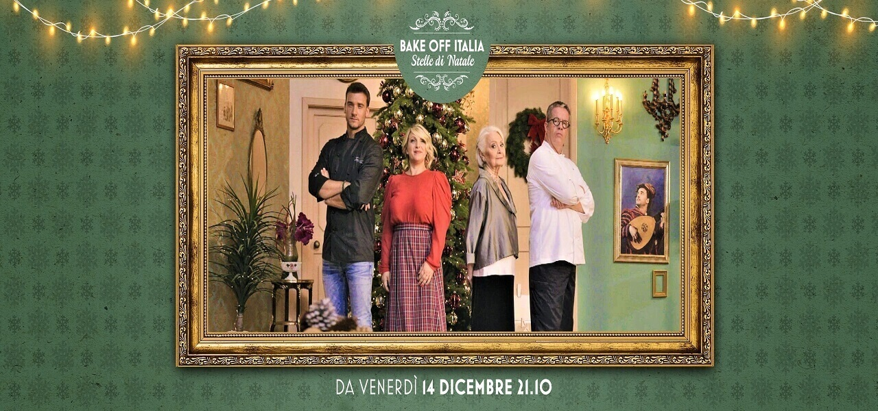 Stella Di Natale Di Benedetta Parodi.Bake Off Stelle Di Natale 2018 Diretta E Vincitore Federico Balza
