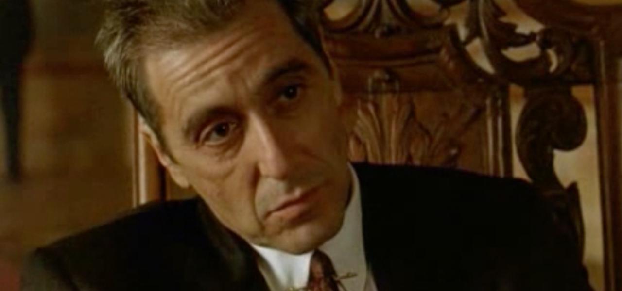 IL PADRINO – PARTE III/ Su Rete 4 il film con Al Pacino e Andy ...