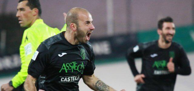 Berrettoni Pordenone gol lapresse 2018 640x300