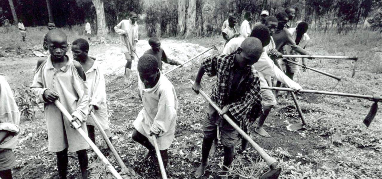 Genocidio in Ruanda