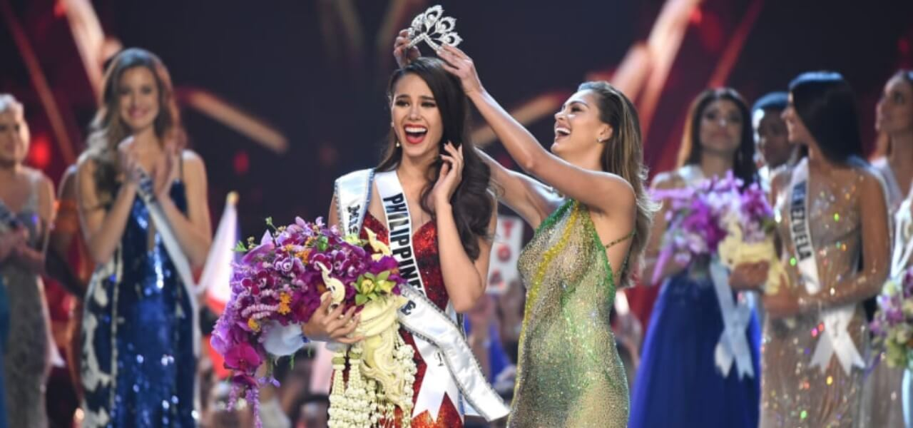 miss universo 2018 catriona gray twitter