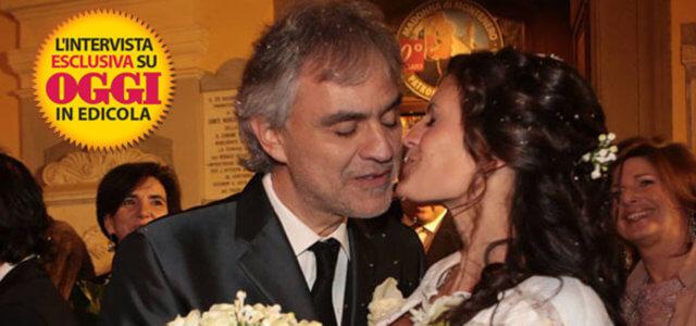 Veronica Berti, moglie di Andrea Bocelli