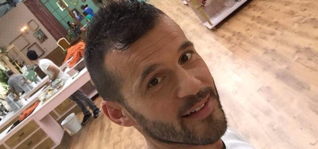 carlo beltrami bake off stelle di natale 2018 facebook