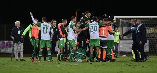 Arzachena gol mucchio lapresse 2018 640x300