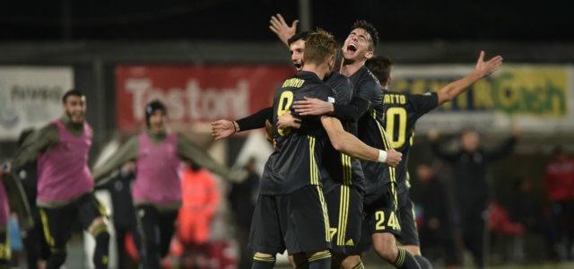 Bunino gol esultanza JuventusU23 lapresse 2018 640x300