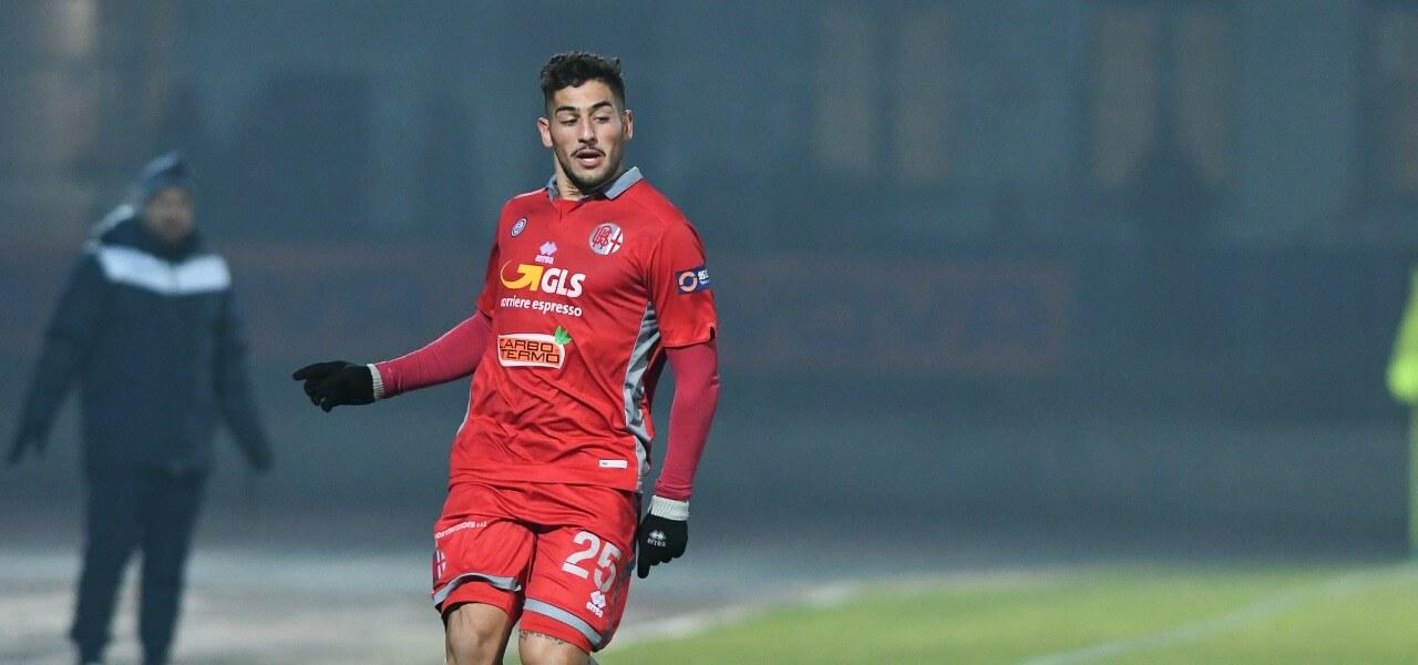 Talamo Alessandria rossa lapresse 2018