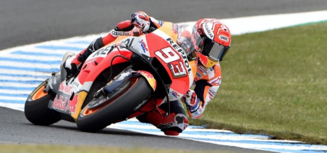 Marquez MotoGp