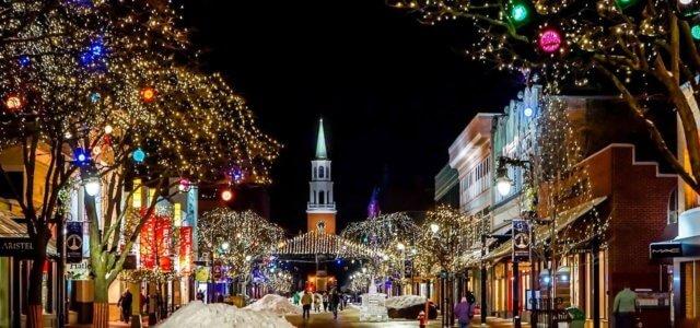 Natale e luci