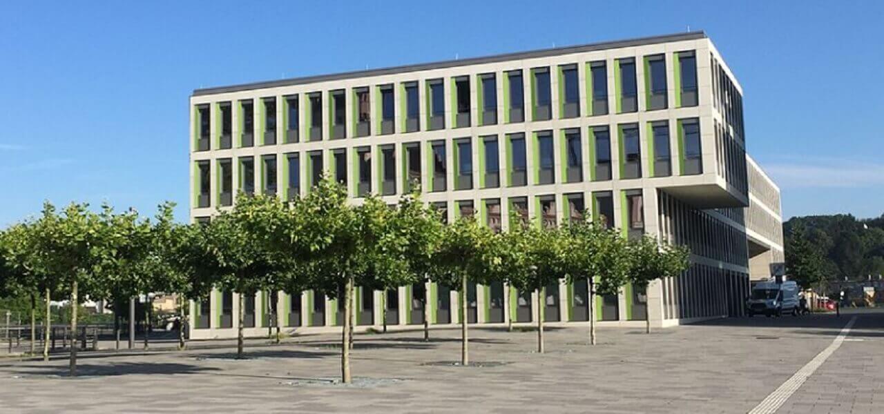 Zalando, una delle sedi (Wikipedia)
