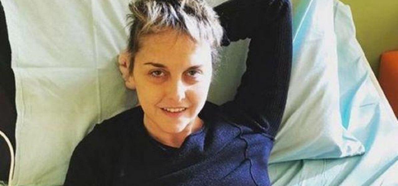 nadia toffa instagram chemio