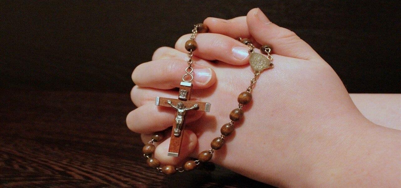 rosario preghiera pixabay