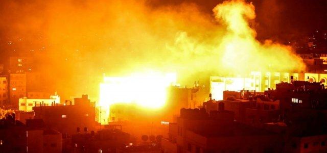siria gaza guerra bomba lapresse1280 640x300