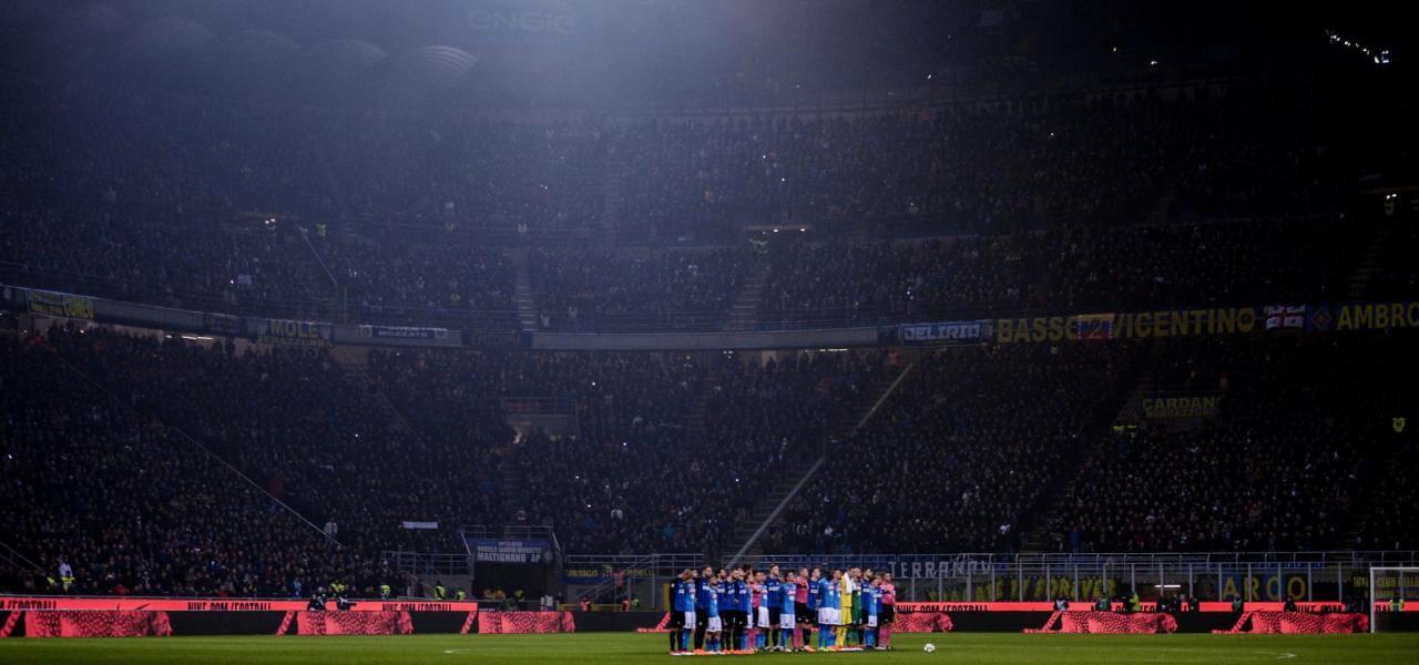 Inter San Siro Serie A