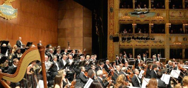 Concerto Teatro La Fenice di Venezia