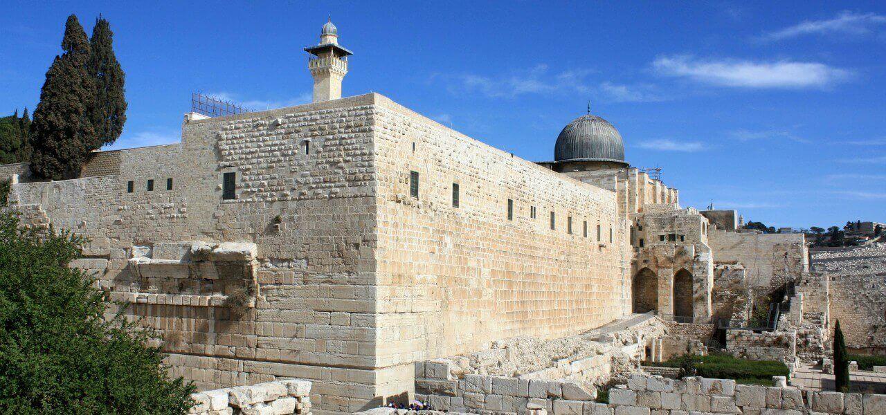 israele gerusalemme tempio pixabay1280
