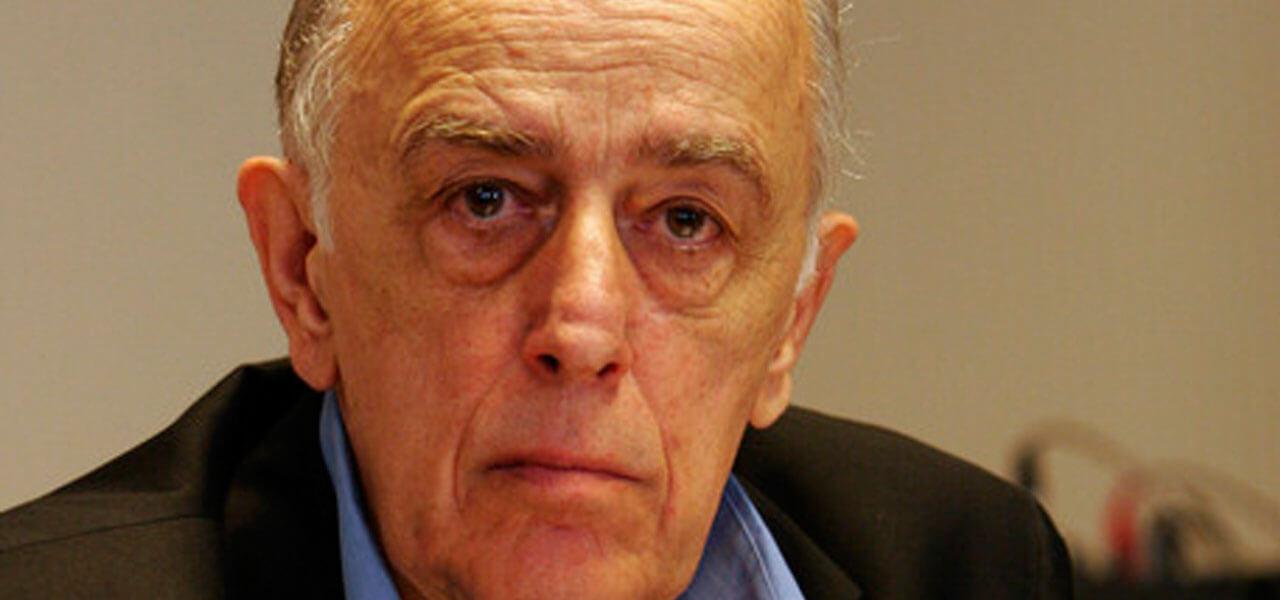 Il giornalista Roberto Martinelli