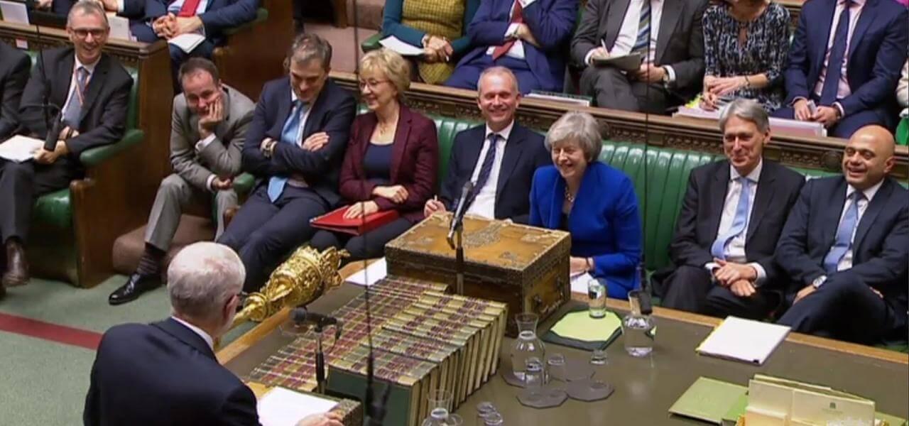 Brexit in Parlamento