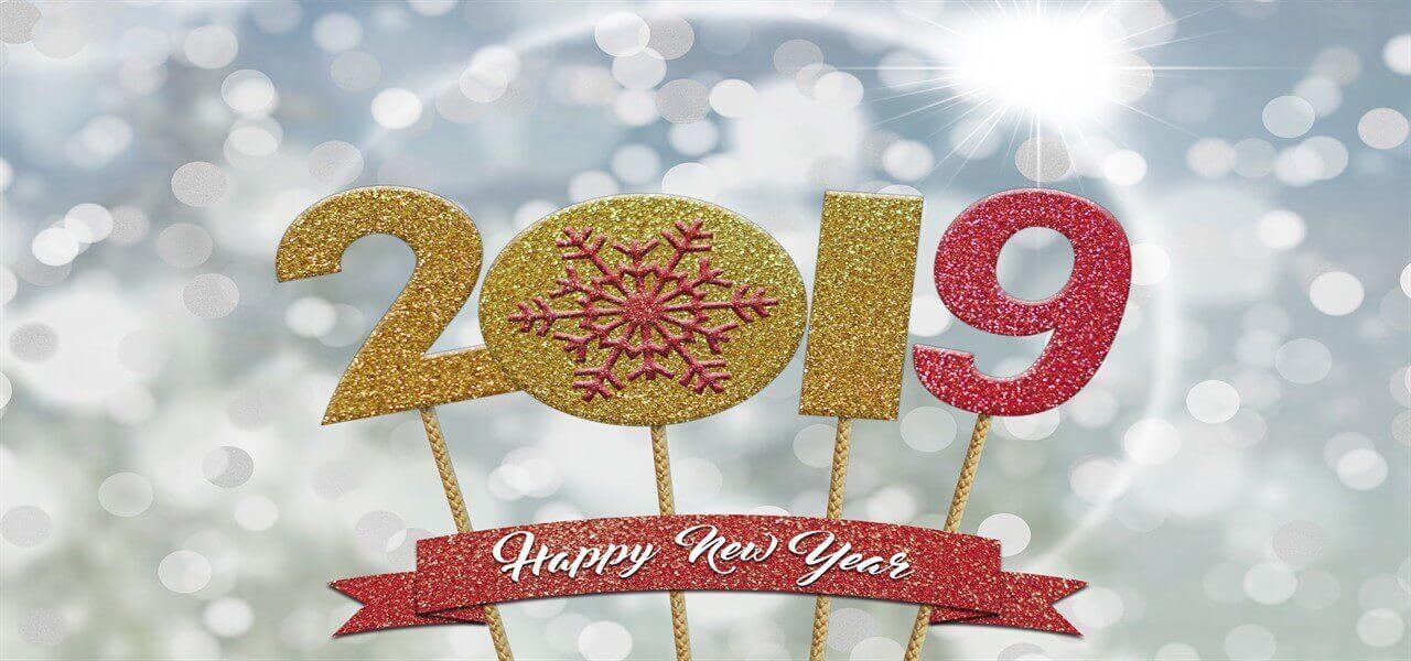 Frasi Per Gli Auguri Di Natale E Capodanno.Auguri Di Buon Anno 2019 Frasi E Immagini Foto Nadia