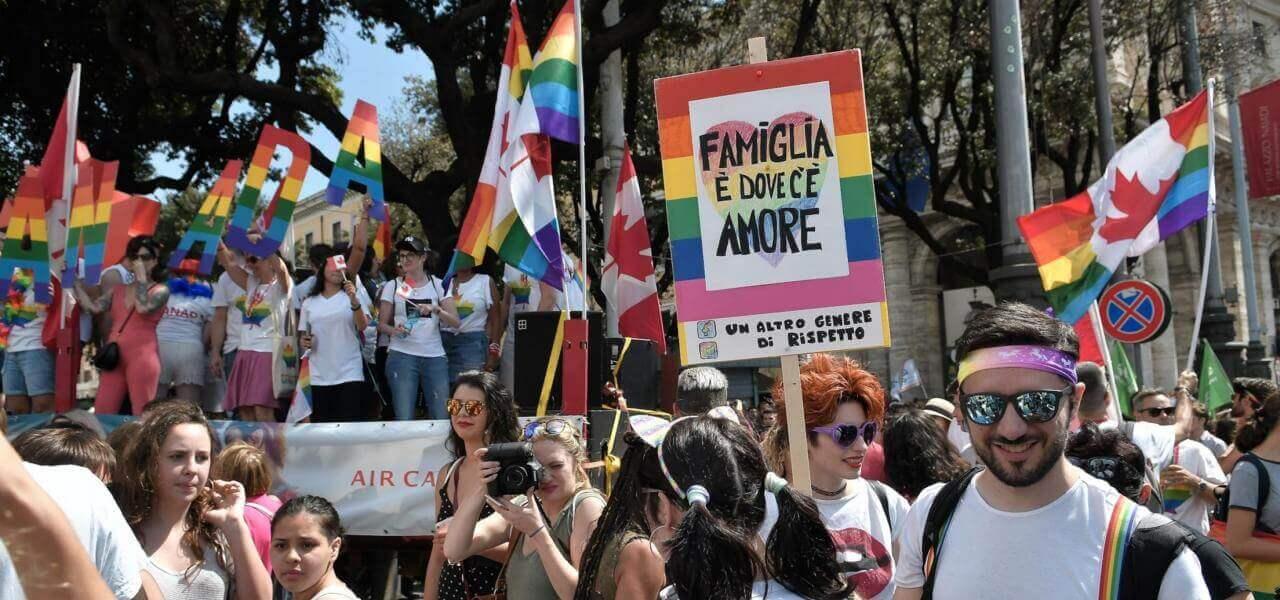 gay pride milano 2019