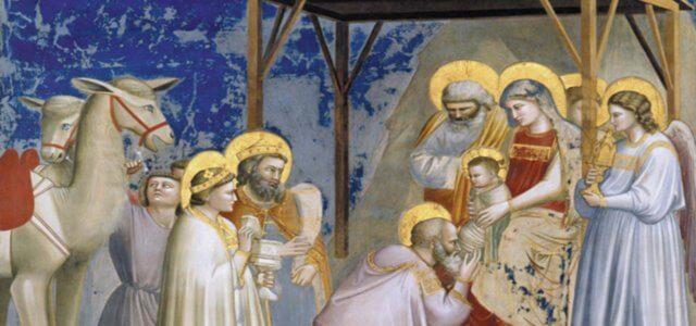 L'Epifania di Giotto