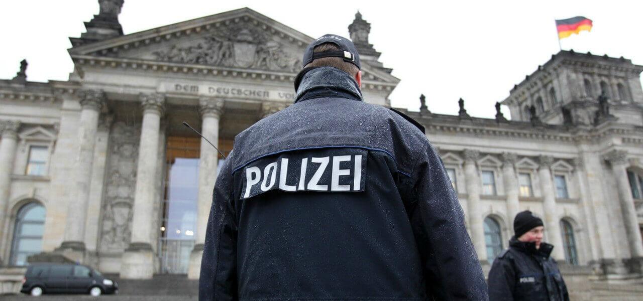 germania polizia allerta lapresse1280