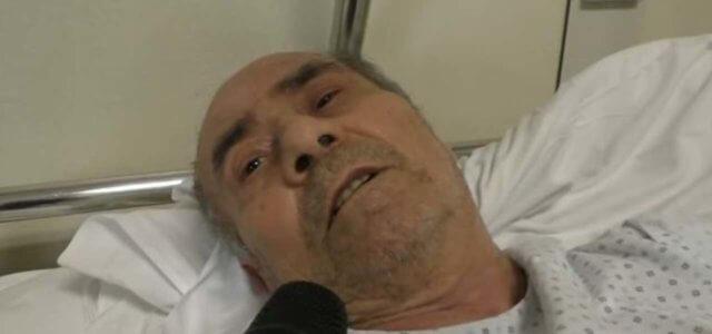 Mario Lo Conte, dato per morto si risveglia
