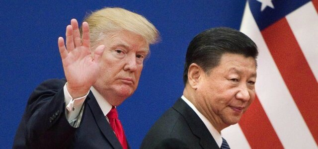 I leader cinese e americano