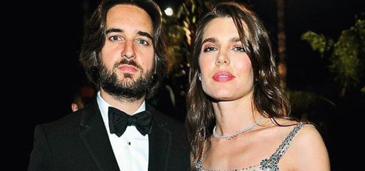 76f5ac4360 Matrimonio Charlotte Casiraghi e Dimitri Rassam/ Ora nozze religiose ...