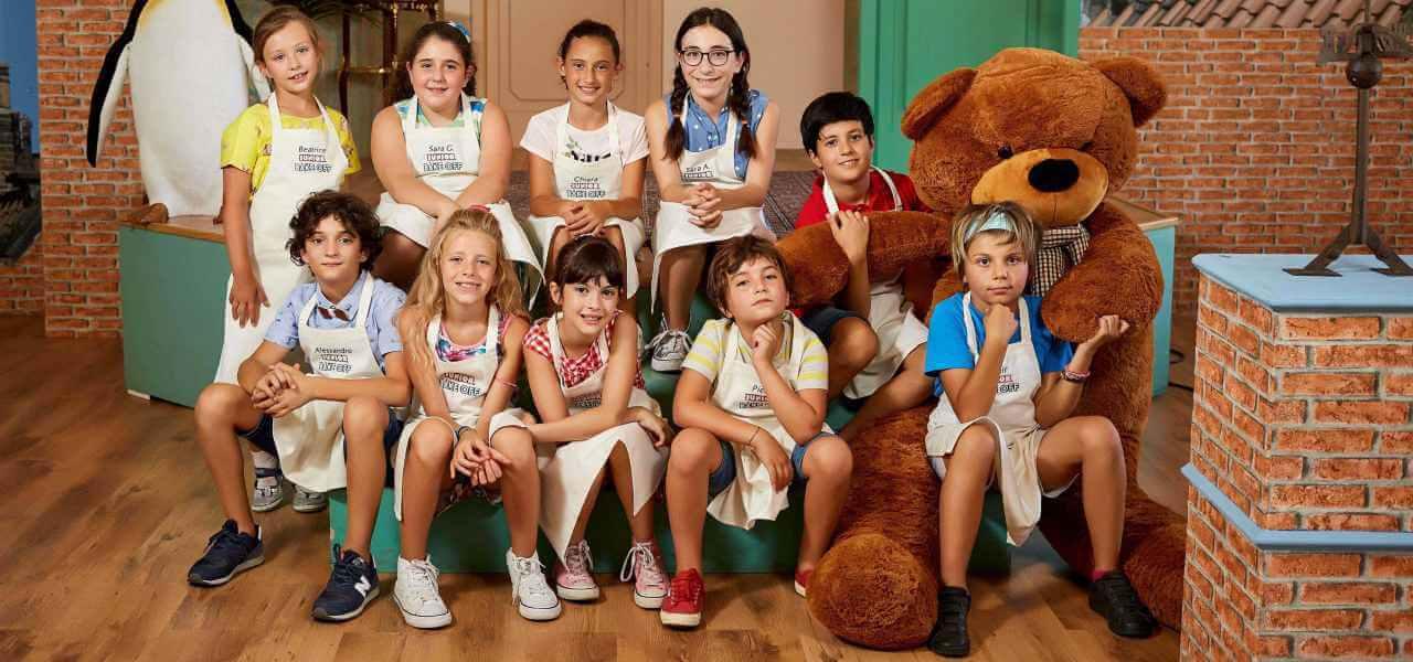 I protagonisti di Junior Bake Off Italia 4