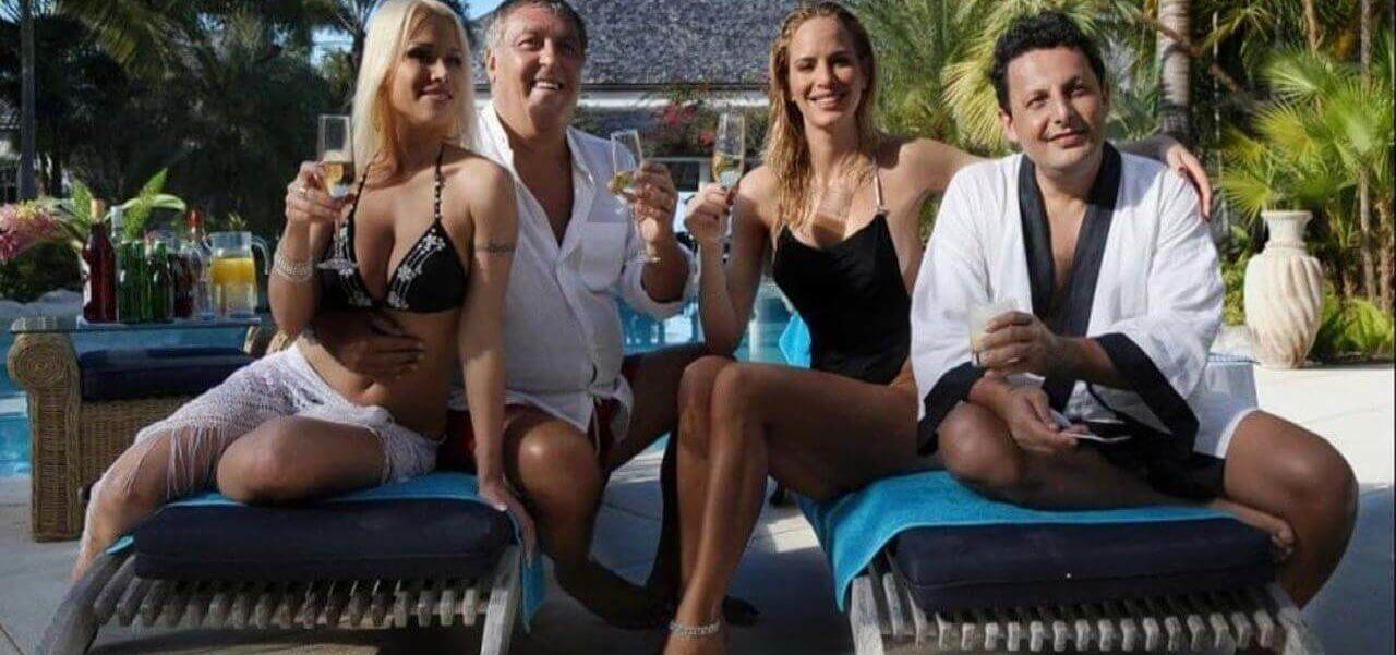 Un'estate ai caraibi/ Film su Italia 1 con Enrico Brignano e Martina ...