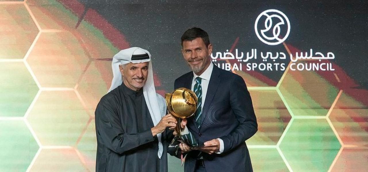 Bobab, vicepresidente Fifa