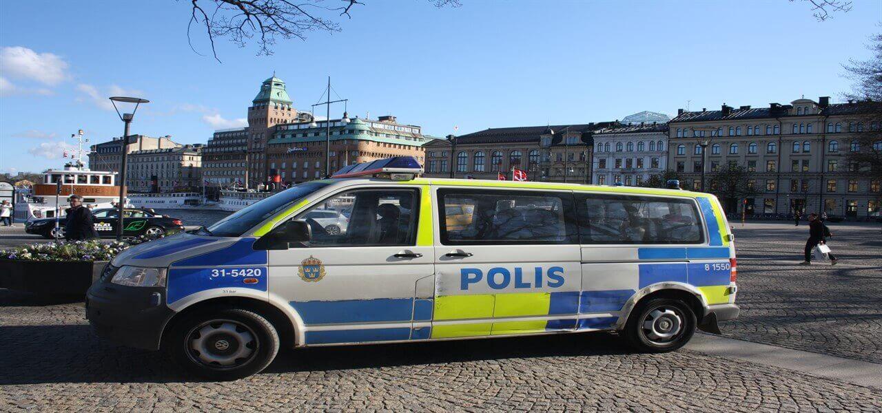 polizia svedese wikipedia