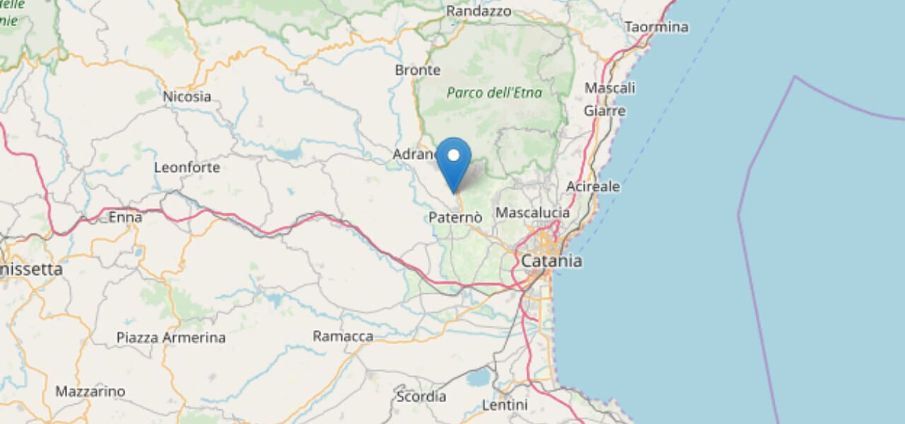 terremoto catania 5 gennaio 2019 twitter