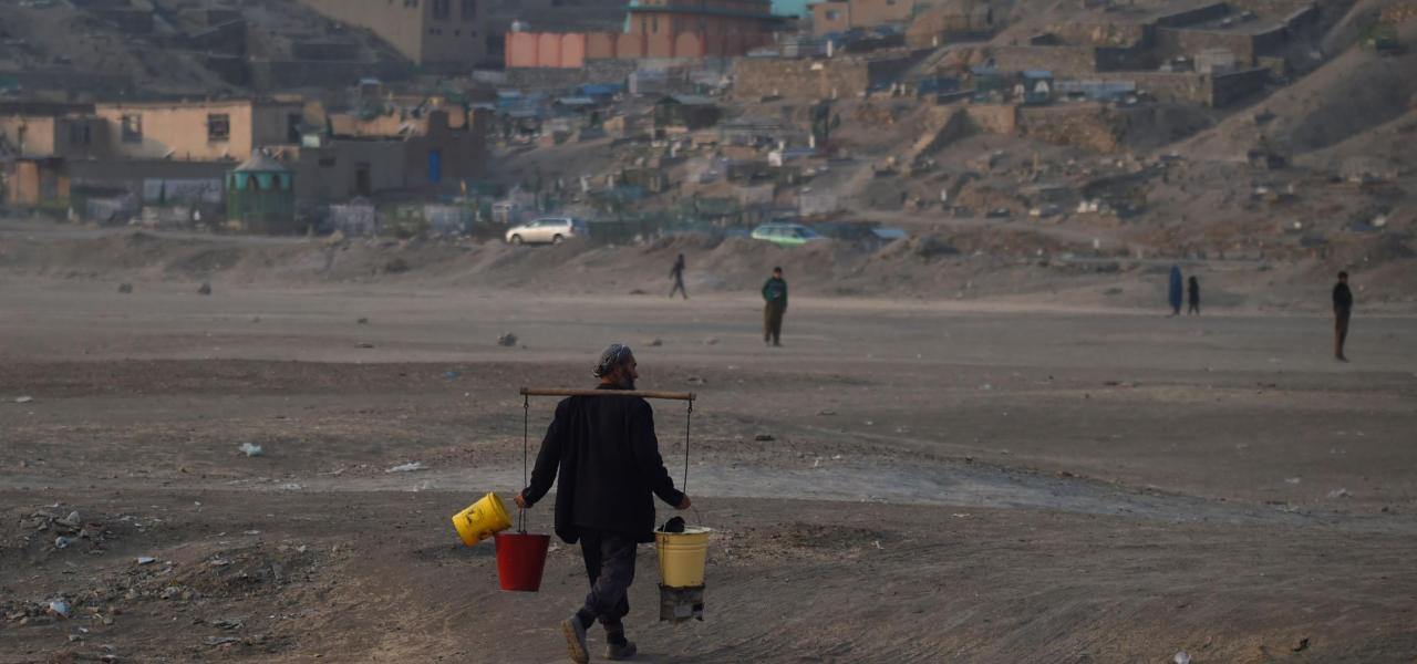 Afghanistan, crolli