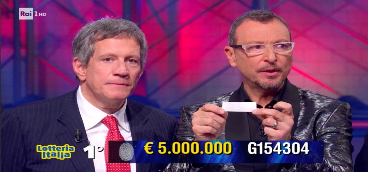 vincitore lotteria italia 2019 biglietto
