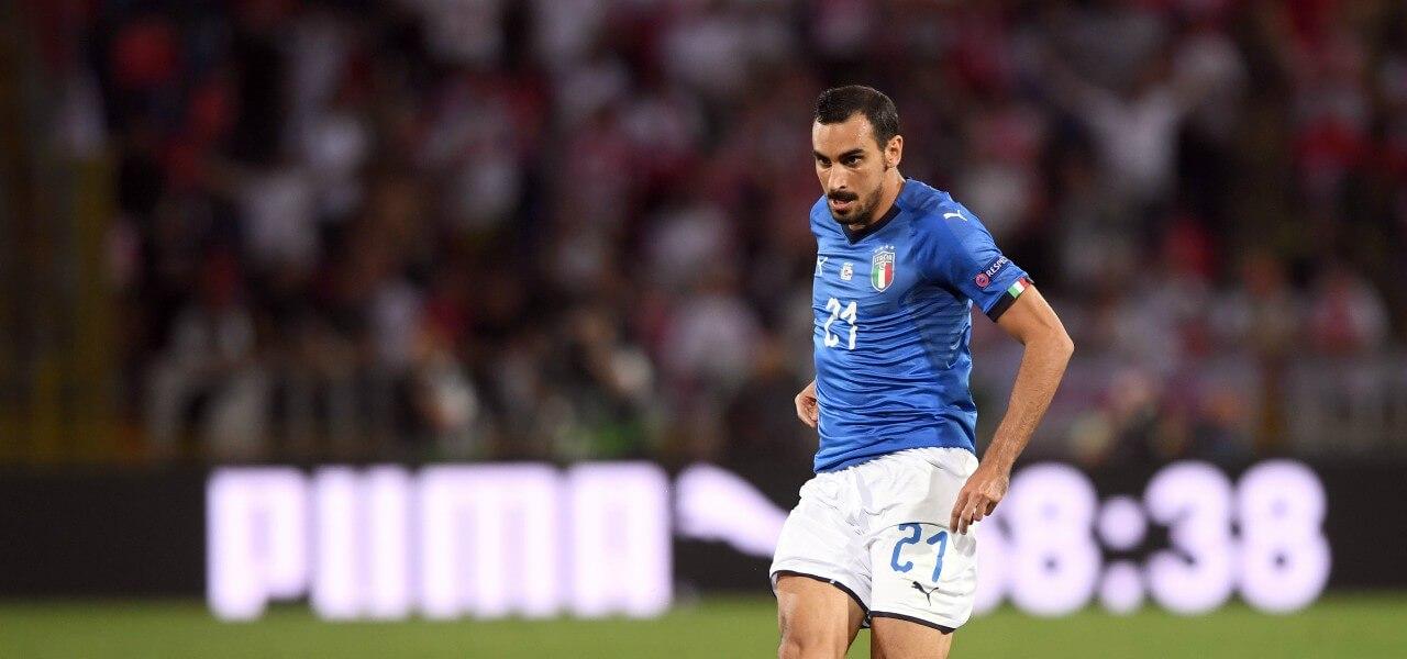 Zappacosta Italia lapresse 2019