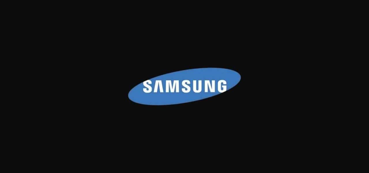 Samsung, il logo