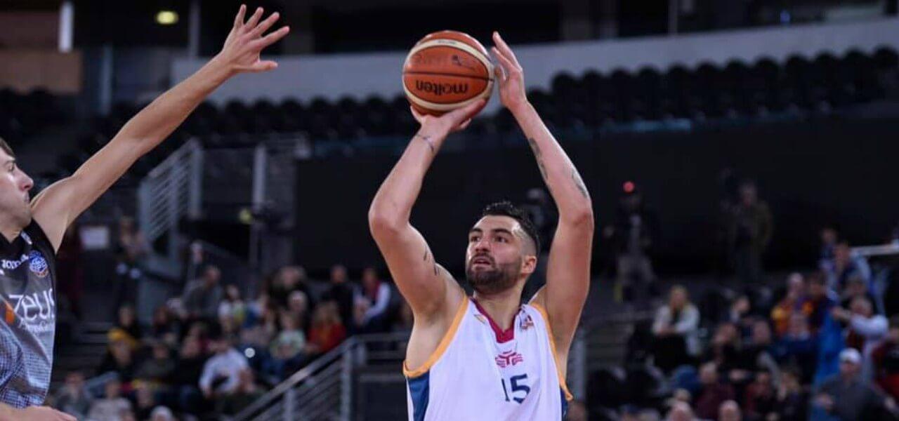 Landi Virtus Roma basket facebook 2019