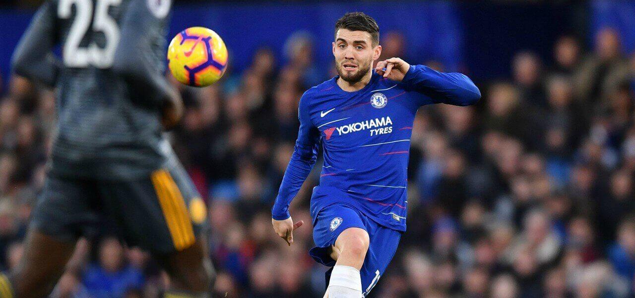 Mateo Kovacic Chelsea lapresse 2018