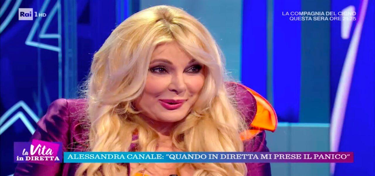 """Alessandra Colonna/ """"La malattia di mio padre? Un dolore ..."""