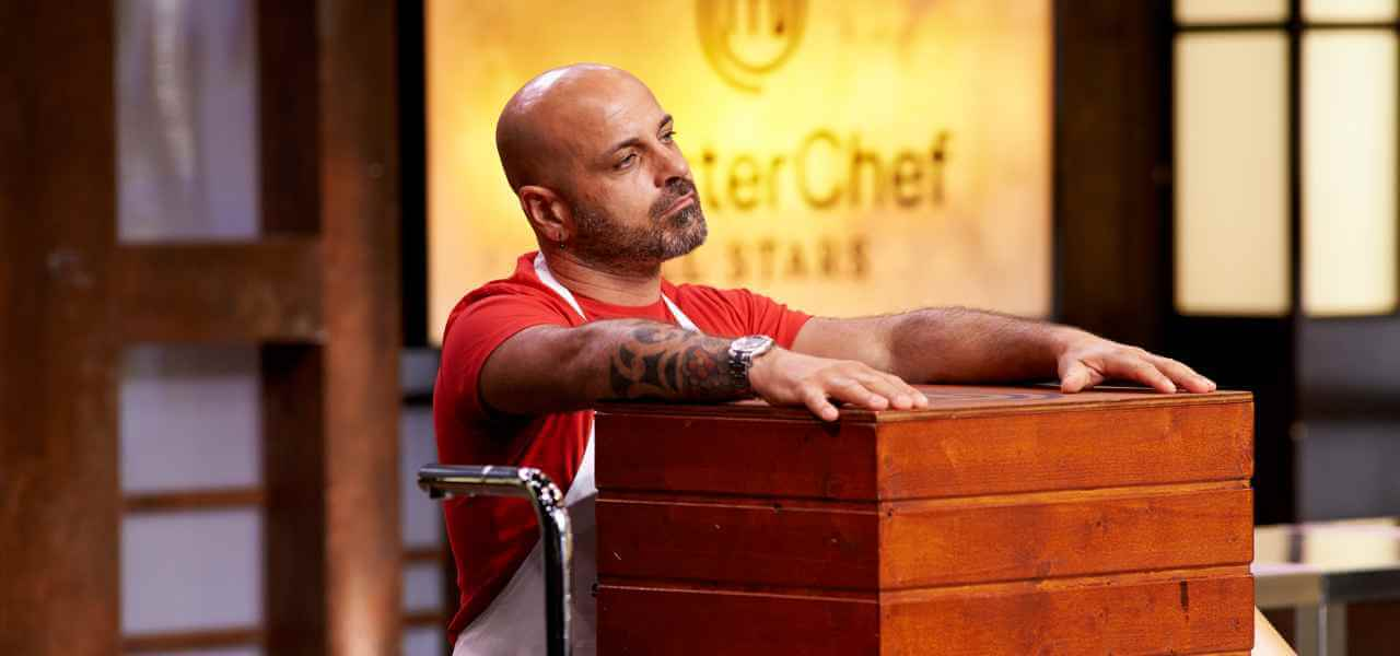 Michele Cannnistraro a MasterChef All Stars