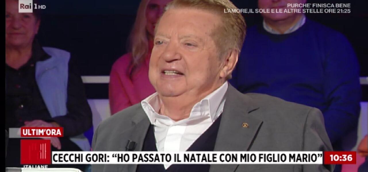 Vittorio Cecchi Gori a Storie Italiane