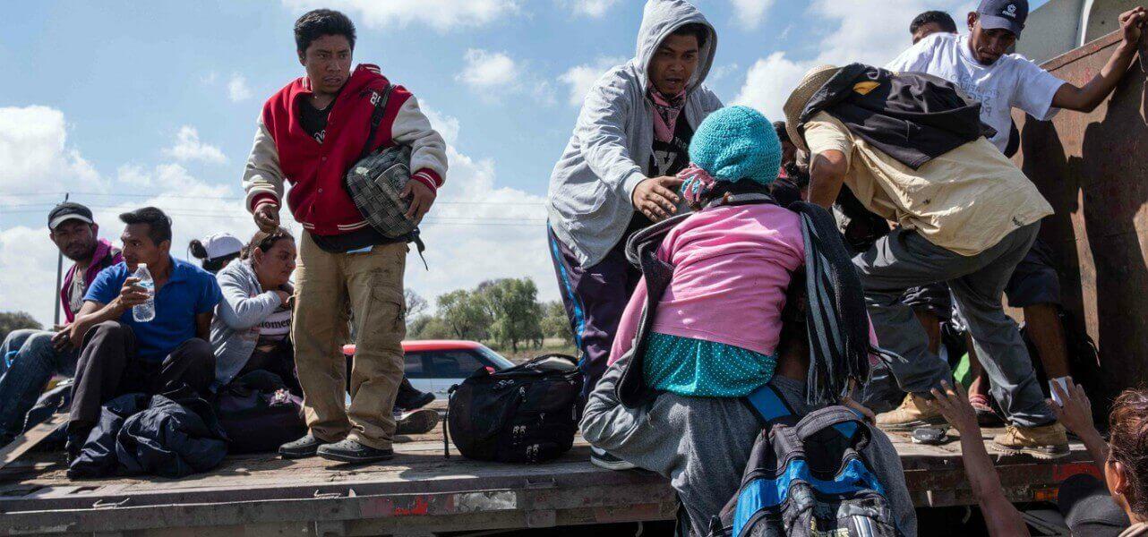 immigrazione migranti usa messico 2 lapresse1280