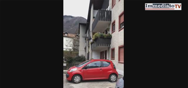 Bolzano, volo dal balcone dopo litigio